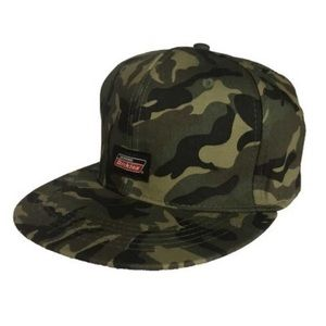 🆕 Dickie's Camouflage Ball Cap - One Size
